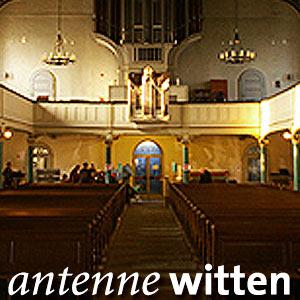 Die neue Erlöserkirche Witten-Annen