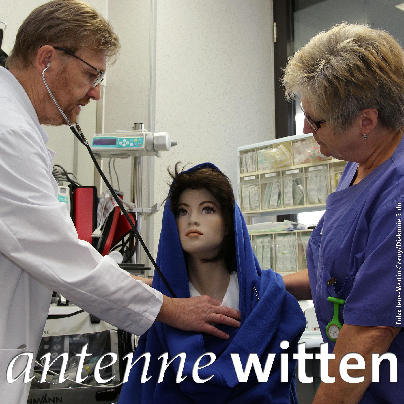 Maria Nazareth besucht Wittener im Advent