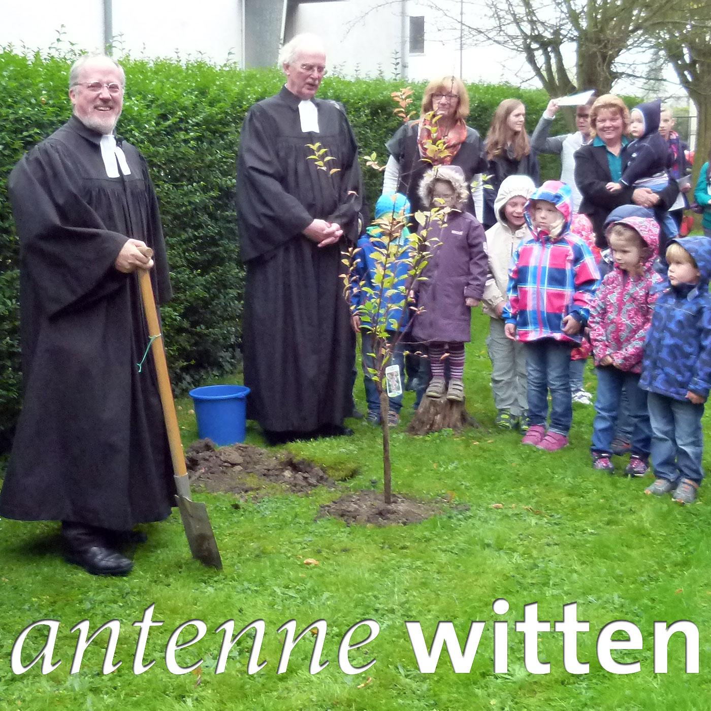 Pfarrer Gerwin Rooch verläßt Witten