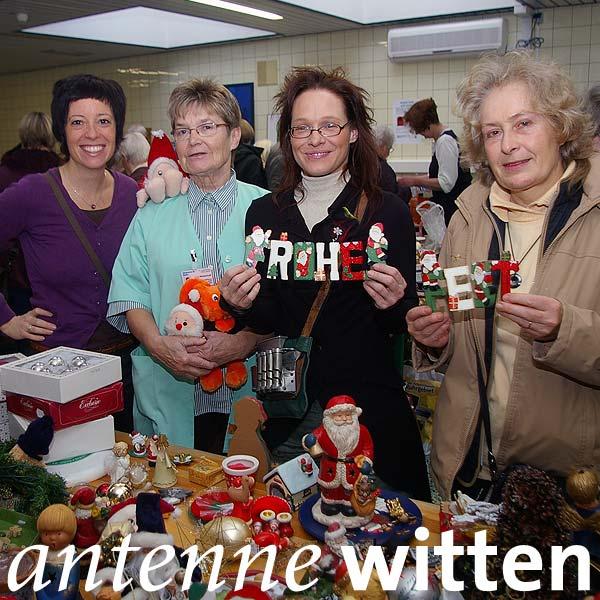 Basar in Evangelischen Krankenhaus Witten