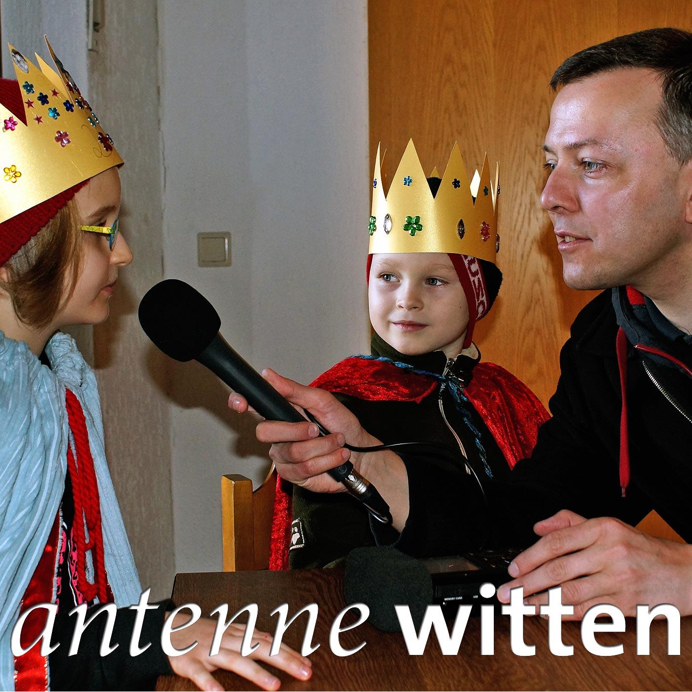 Sternsinger-Aktion in Witten-Stockum