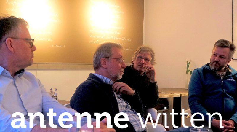 Diskusison der Gäste und Mitglieder der Gemeinwohl Ökonomie Regionalgruppe Ennepe Ruhr Wupper in Wetter an der Ruhr