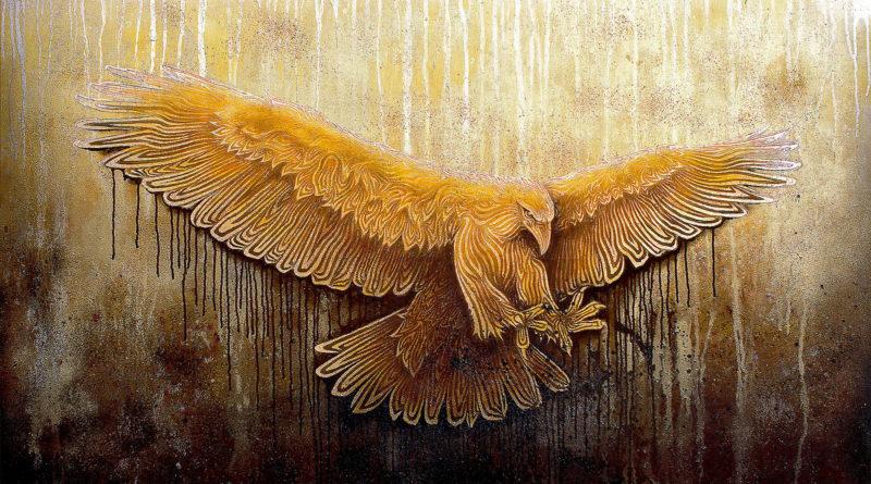 Der Adler von Jonas Heinevetter (Foto: Jonas Heinevetter)