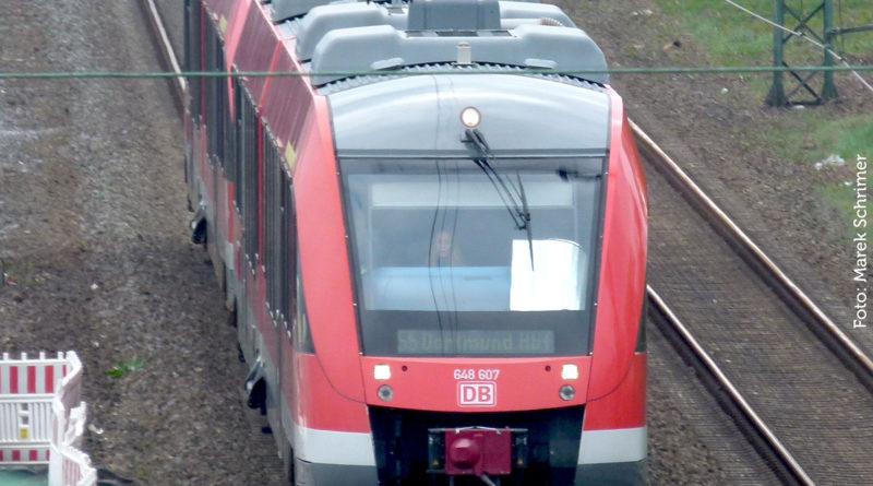 S-Bahn S5 zwischen Witten und Dortmund