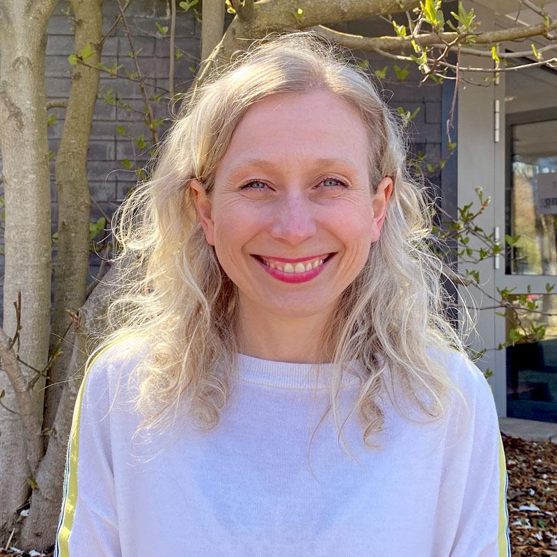 Jasmin Vogel, Vorständen des Kulturforum Witten