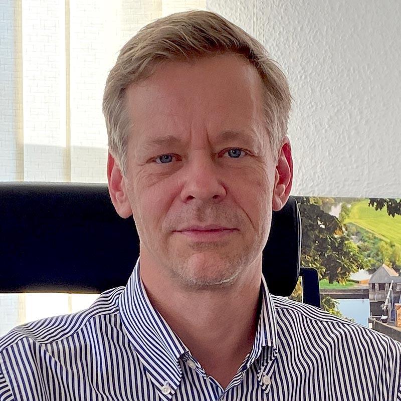 Lars König, Bürgermeister der Stadt Witten